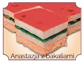 anastazja z bakaliami