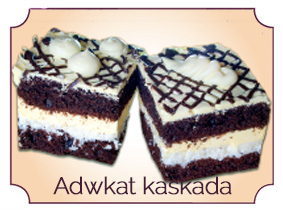 adwkat (kokos) kaskada