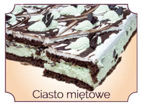 ciasto mi�towe